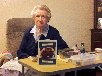 Visit to Grandma Audrey
