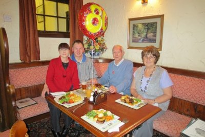 Grandad's 80th Birthday
